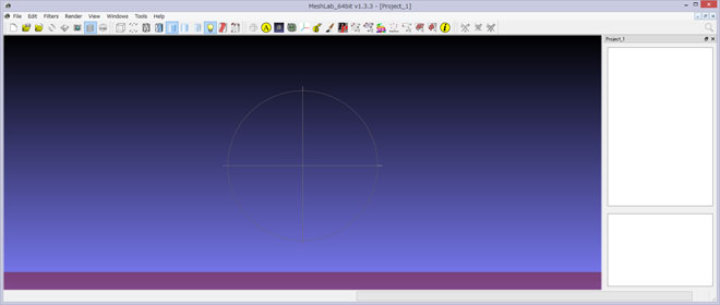 3Dデータ編集・変換ソフトMeshLab概要 | PointCloudConsortium
